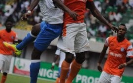 Eagles quartet boost Akwa United's title bid