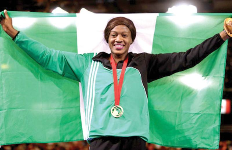 Adekuoroye stuns NWF coach, says she's made him proud