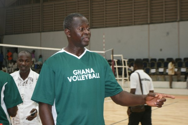 Interview with Ghana's Volleyball coach, Camil Agbenyegah
