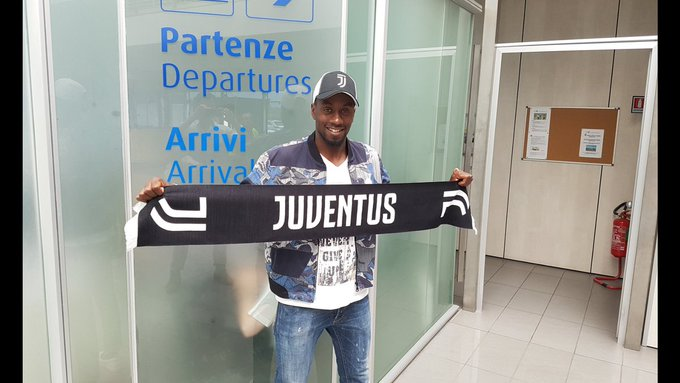 Matuidi arrives Italy ahead Juve move