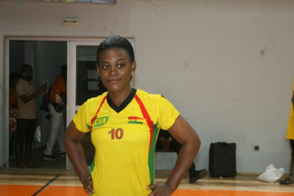 Interview with Ghana libero Evelyn Hazyle