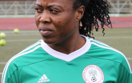 """Hosting of D'Tigress alone, unacceptable"" says Super Falcons defender"