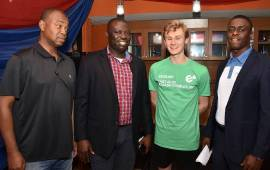 Squash: Players to battle for $12,000 cash prize at the Chamberlain Open