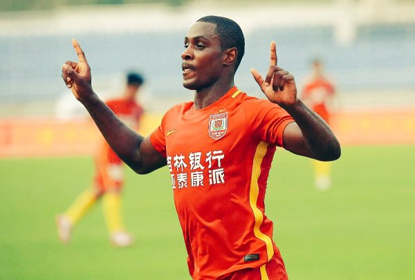 Ighalo scores twice in China, Mikel's team hugs relegation