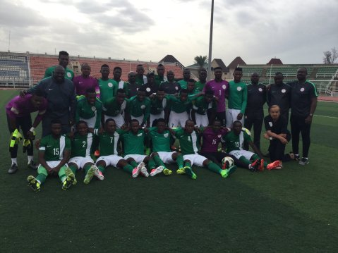 CHAN 2018: Nigeria list 20 for Benin as Mfon Udoh is dropped