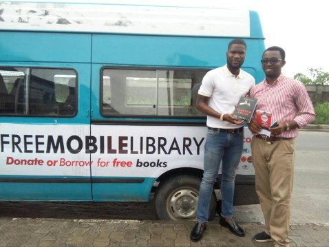 Ideye promotes reading culture, confident of Eagles' success against Cameroon