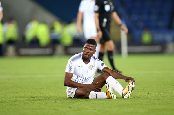 Iheanacho's injury, nothing serious, says Shakespeare