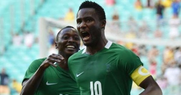 AFCON2019: Rohr rules out injured Mikel from Tunisia clash