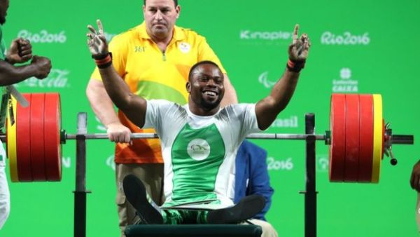 Para Powerlifting: I want to set another World Record in Mexico says Paul Kehinde