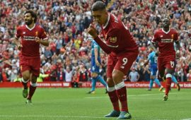 Roberto Firmino Away Goals Make a Big Difference