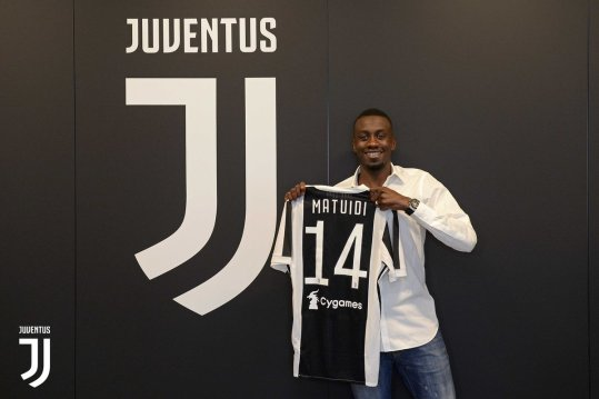Juventus complete Matuidi signing