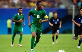 Mikel's Tianjin TEDA end Chinese league on a high