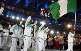 Team Nigeria athletes receive camp allowances for IAAF World Championships