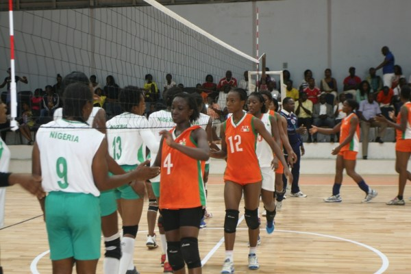 Nigeria beat Ivory Coast 3-0 in FIVB World Cup qualifiers