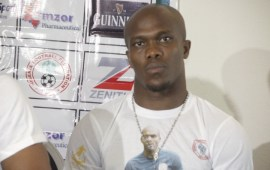 Nwakaeme unfazed by striking competition in Eagles