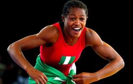 Adekuoroye creates wrestling history for Nigeria at the World Championship in Paris
