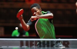 Olajide Omotayo unfazed by presence of top stars