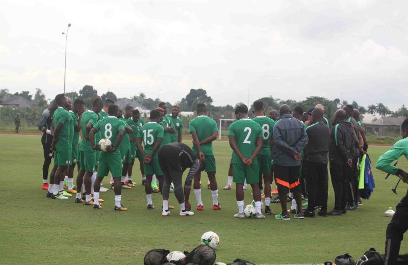 Battle of Uyo: FG urges Super Eagles to extend the lead