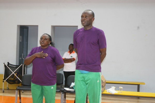 Volleyball WC qualifiers: 'We had to win' – Nigerian coach, Usman Habib Abdallah