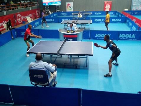 Nigeria Open 2017: ITTF Challenge Day 1 Recap