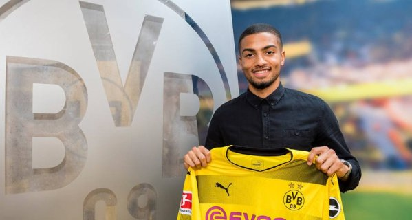 OFFICIAL: Borussia Dortmund confirm signing Jeremy Toljan