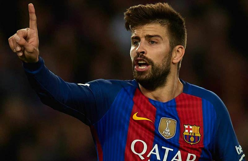 Barcelona defender pokes hole in manager's tactics, as Pique hints of disunity at the club