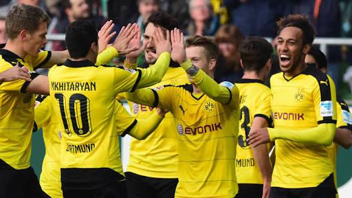 Bundesliga: Dortmund, Hoffenhiem off to a flyer, RB Leipzig whipped