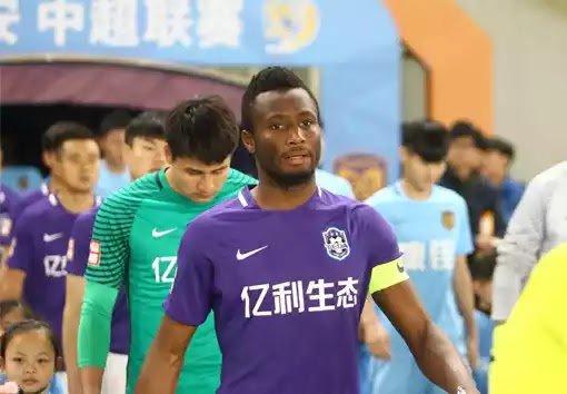 Returnee Mikel hands Rohr Cameroon boost