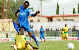 NPFL Review: Plateau United's title party on hold as Gombe drags ABS down