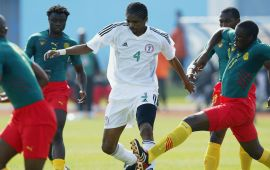 This is Nigeria's 21st meeting with Cameroon. Here's their rivalry in history