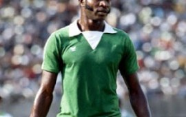 """Mathematical Odegbami"" – Nigeria's first national football star"