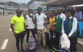 Again, Dalung's Ministry of Sports fails to receive Nigeria's Wrestlers
