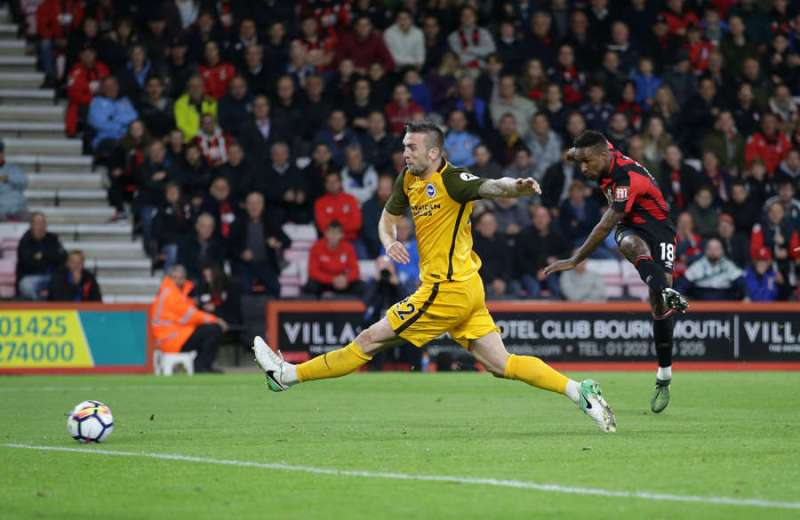 Bournemouth 2-1 Brighton: Ibe inspires Bournemouth to first win
