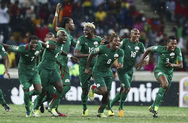 WCQ: Burkina Faso officially files complaint against S/Africa VS Senegal replay