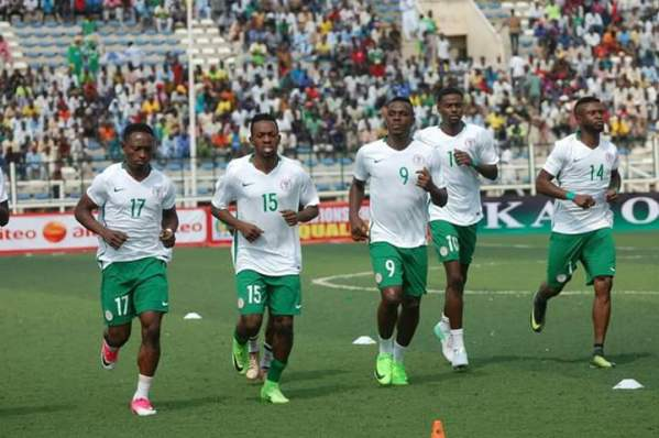 WAFU CUP: Super Eagles B depart Lagos for Ghana