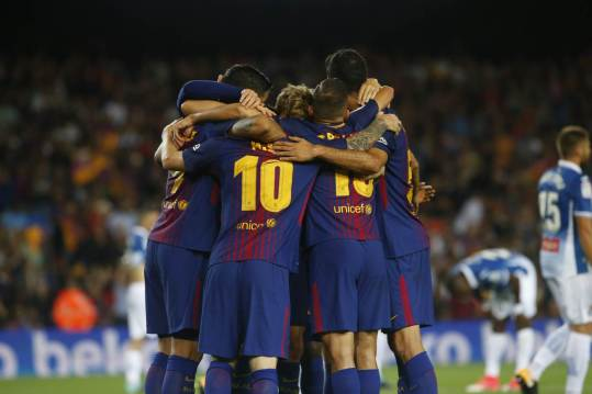FC Barcelona could leave La Liga, joins Tuesday strike in Catalonia