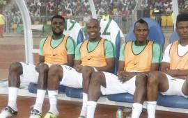 Ogu, Nwakaeme arrive for Zambia, promise the best