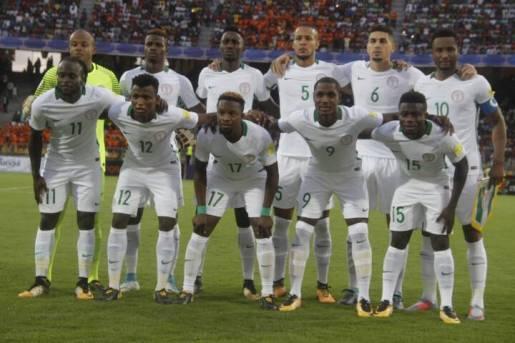 Nigeria invite 23 for crucial World Cup clash with Zambia