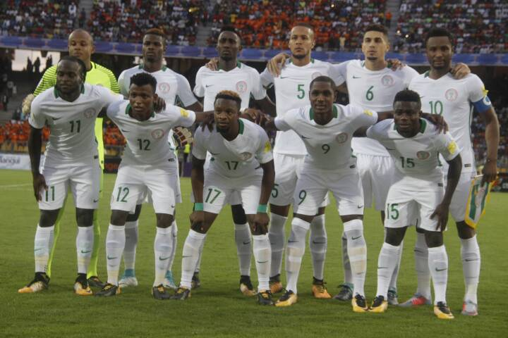 Russia 2018: 17 Eagles arrive Uyo, commence training.