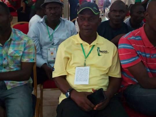 Adeojo decries drop in 'standard of Nigerian athletes'