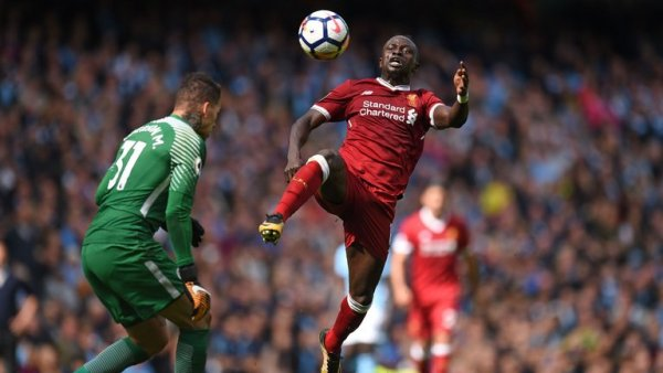 Man City's Ederson back in training, as FA rejects Liverpool's Mane appeal
