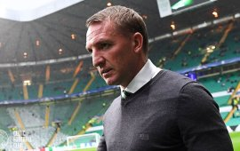 Celtic 0-5 PSG: 'Passive' Celtic will learn- Rodgers
