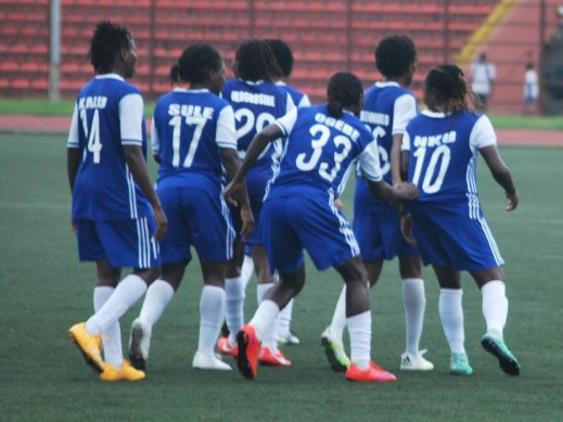 AITEO Cup: Rivers Angels advance to semis, Akwa rout division 3 side 7-0