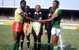 Remembering Nigeria at 1984 AFCON in Ivory Coast