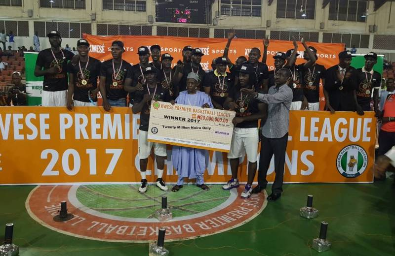 Kano Pillars win seventh league title