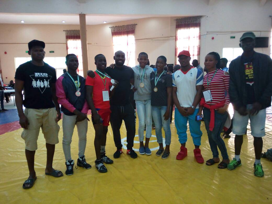 Ondo State National Youth Games Nyg Ilorin Sept