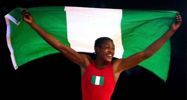 Odunayo Adekuoroye elected into the United World Wrestling Athletes Commission