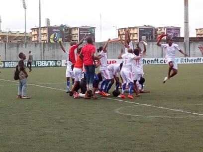 Aiteo Cup: Pelican Stars stun FC Robo to qualify for quarter-final