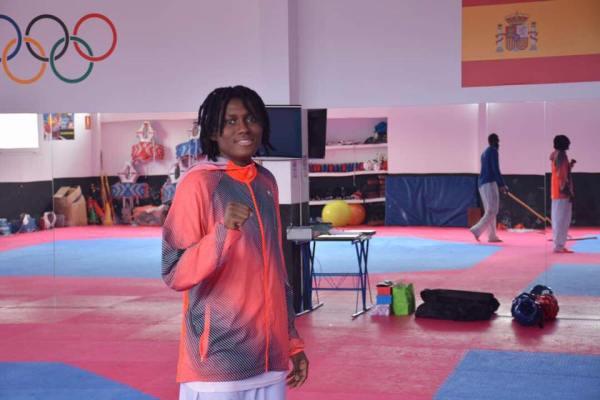 Taekwondo: Nigeria's World Champion says she's ready for Grand Prix in Rabat