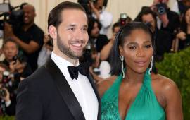 Serena Williams goes into labour in total privacy